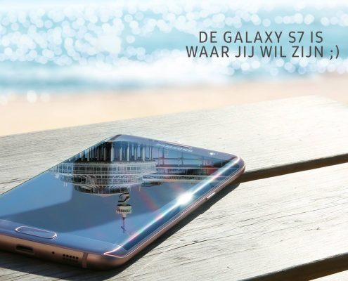 Samsung waar is de galaxy?