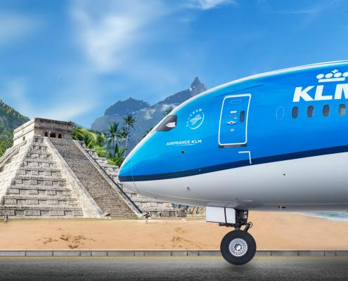 Beeld KLM